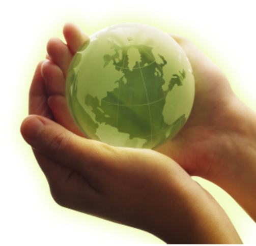 Green Globe                   of Energy